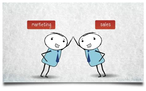 marketing sales why sales and marketing need each other not their heads