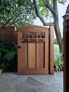 Wooden Garden Gates Designs - WoodWorking Projects & Plans