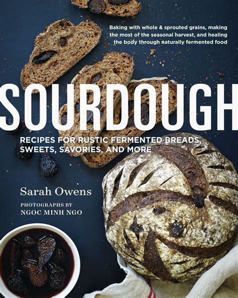 sourdough recipes  rustic fermented breads sweets