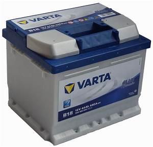 Varta Blue Dynamic 44ah : varta blue dynamic aut akkumul tor b18 12v 44ah 440a ~ Kayakingforconservation.com Haus und Dekorationen