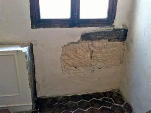 Conseils bricolage maconnerie renovation d39un mur for Renover mur en pierre interieur