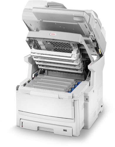 OKI MC860dn A3 Colour Multifunction LED Laser Printer