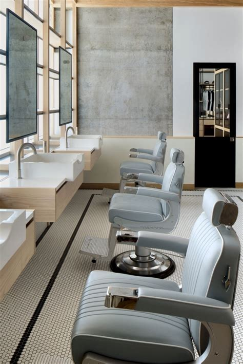 barber shops   world reveal  understated luxury