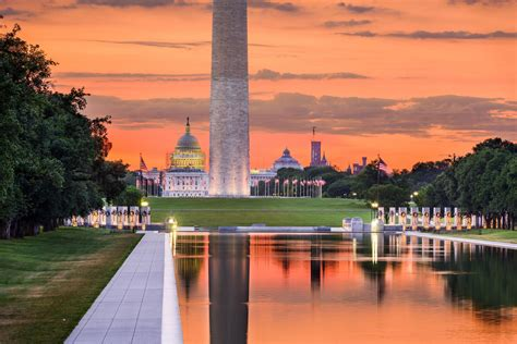 48 Hours In Washington Dc Hotels, Restaurants And Places