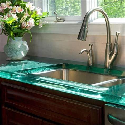 Best 25+ Glass Countertops Ideas On Pinterest  Unique