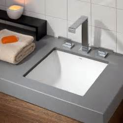 Install Overmount Bathroom Sink by Use Epoxy To Install An Undermount Bathroom Sink Useful