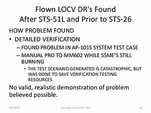 Space Shuttle Flight Software (PASS) Loss Of Crew Errors J ...