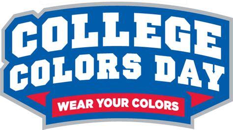 college colors college colors day cse carpe ludum seize the