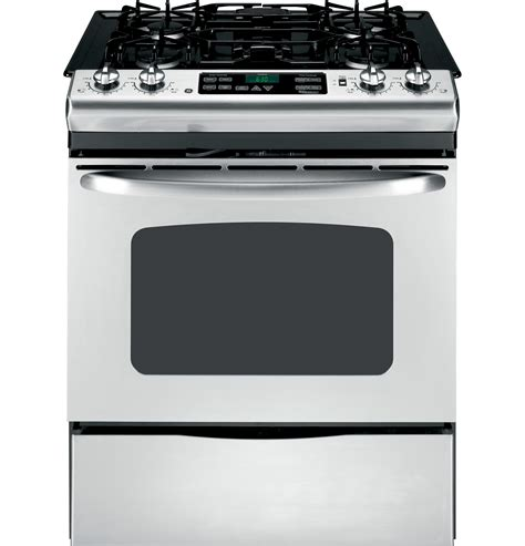 ge    gas range   cleaning oven jgspsenss ge appliances