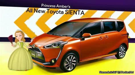 Toyota Sienta Backgrounds by Stf Toyota Th Model Princess S Sienta By