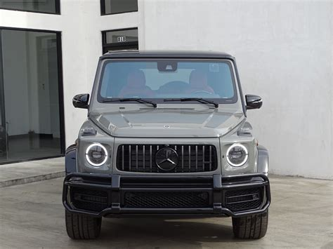 It is available in 17 colors, 1 variants, 1 engine, and 1 transmissions option: 2021 Mercedes-Benz G-Class AMG G 63 Stock # 7219 for sale near Redondo Beach, CA | CA Mercedes ...