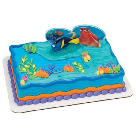 adventures in cake decorating finding dory cake topper fintastic adventures cake decoration