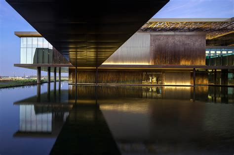 Dakar International Conference Center By Tabanlioglu