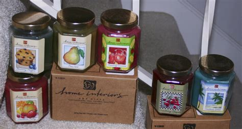 Home Interiors Candle In A Jar  75 Ounce Jar  Retired