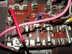 Headlight Switch Wiring 56 Bel Air