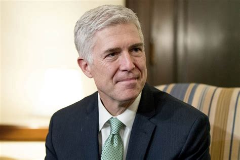 Follow Neil Gorsuch's Supreme Court Confirmation Hearing