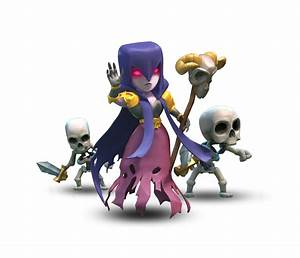 Clash Of Clans Dark Characters | www.imgkid.com - The ...