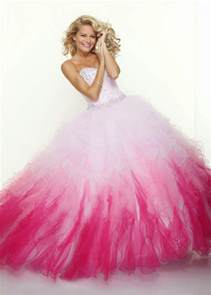 New 2015 White Fuchsia Stitching Quinceanera Dress 15 years Beaded Ruffled Organza Sweetheart Birthday Pageant  Party Ball Gown