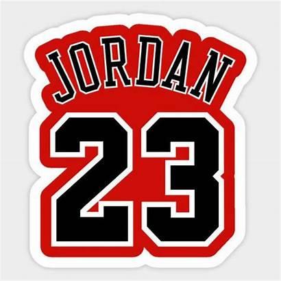 Jordan Nike Air Svg Basketball Michael Sticker