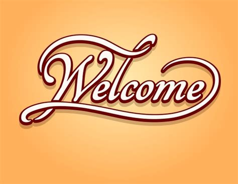welcome sign template welcome banner template 20 free psd ai vector eps illustrator format free