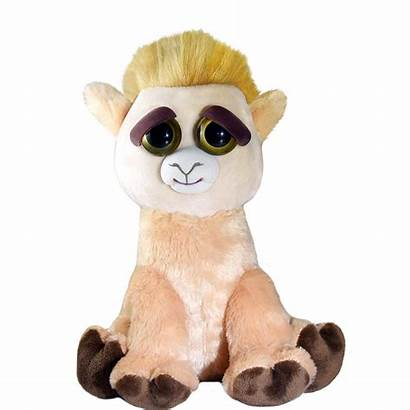 Pets Feisty Llama Plush Dolly Growling Toys
