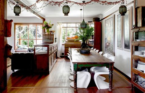 House Tour How To Mix Global And Vintage Pieces (and Make