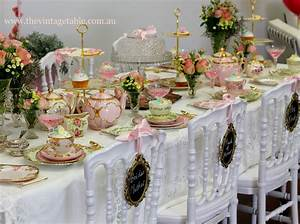 High Tea Table Settings   Sights Dynu Com