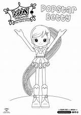 Coloring Spaghetty sketch template