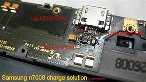 Samsung Galaxy Note N7000 Charging Solution Jumper Problem Ways Charging Not Supported