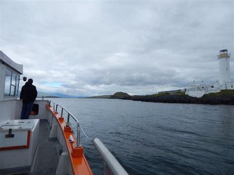 Boat Trip Oban by Etive Boat Trips Oban Skotland Anmeldelser Tripadvisor