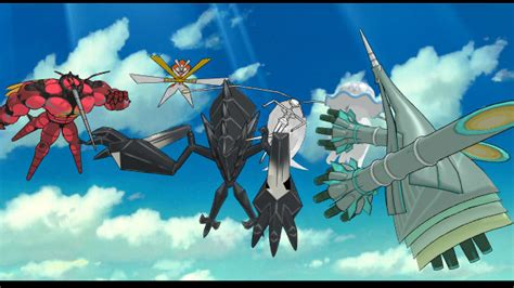 necrozma ultra form necrozma vs the ub gang by chrism199 on deviantart