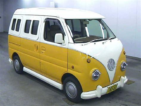 concept bus vw microbus concept quot bulli quot and vw van style suzuki every