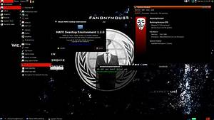 Anonymous-OS 0.1 : Anonymous Hackers released their own ...