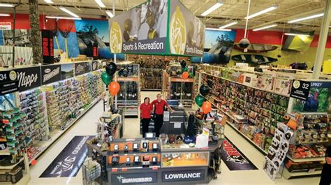 upgrades  canadian tire hunting fishing section theifpca