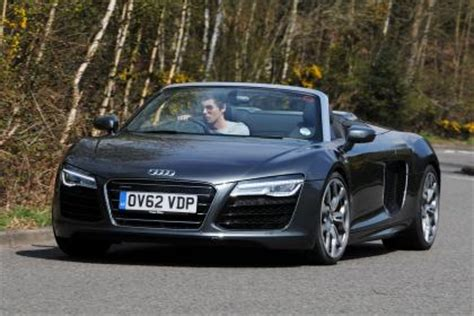 Audi R8 V10 Spyder 2013 Review  Auto Express