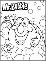 Coloring Pages Bubble Fun Mr Colouring Bath Quiver Bubbles Printable 3d Toddlers Sheets Pig Adult Adults 2nd App Olds Preschool sketch template
