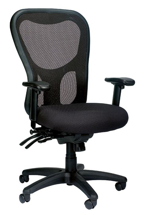 eurotech apollo high back multi function task chair best