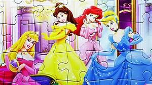 Disney PRINCESS Jigsaw Puzzle Games Clementoni Puzzles De