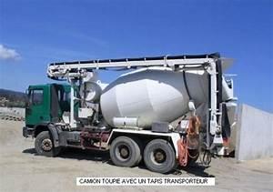 Prix Du Beton En Toupie : conducteur camion toupie b ton forsapre ~ Premium-room.com Idées de Décoration