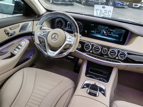 This includes advanced driver assistance systems such as parking. New 2020 Mercedes-Benz S560 4MATIC Sedan (LWB) 4-Door Sedan in Kitchener #39386 | Mercedes-Benz ...