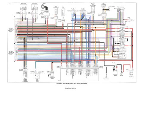 need 2014 or later glide taillight wiring diagram