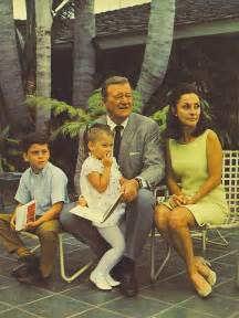 John Wayne Wives and Family