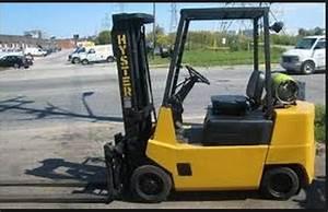 Hyster A187  S40xl S50xl S60xl  Forklift Service Repair