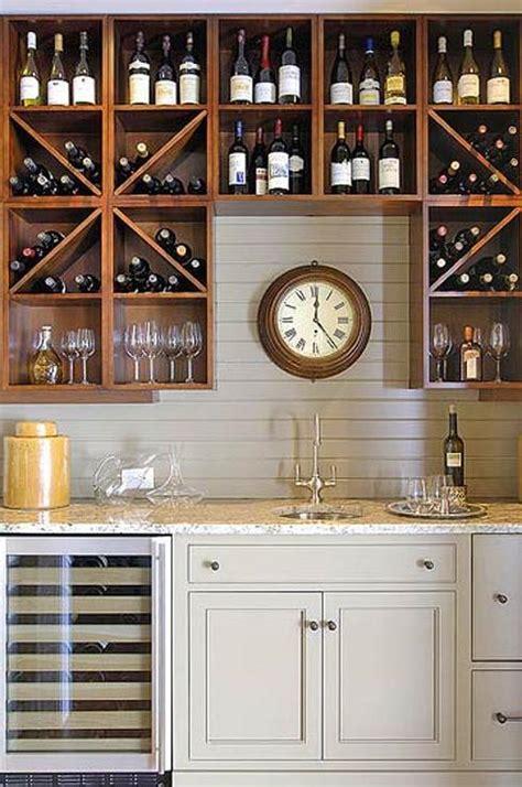 white granite countertops cottage kitchen bhg