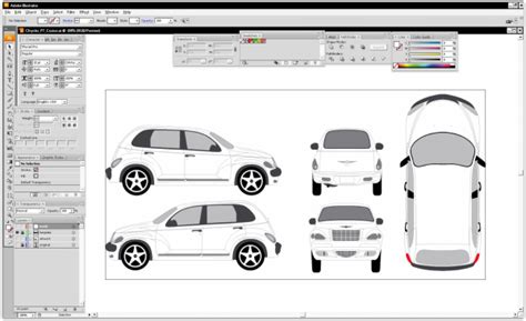 Free Vehicle Wrap Templates by Vehicle Wrap Design In 5 Easy Steps