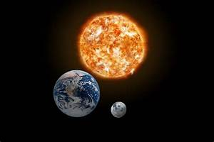 Why Doesn U0026 39 T The Moon Revolve Around The Sun Instead Of The