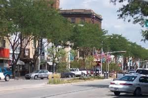 Downtown Norfolk NE