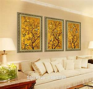 Wall art designs framed for living room panel