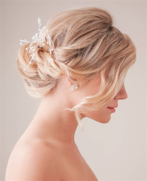 Hair Updo Hairstyles For Weddings by Bridal Updo Hairstyle Tutorial Wedding Hairstyles Ideas