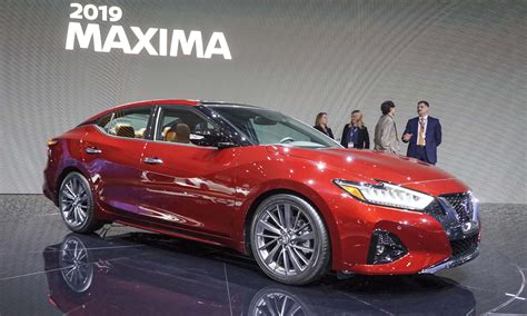 la auto show  nissan maxima autonxt